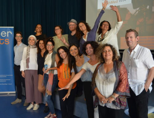 SouthMed WiA's 2nd call sub-grantees participation in two-day training in Alicante