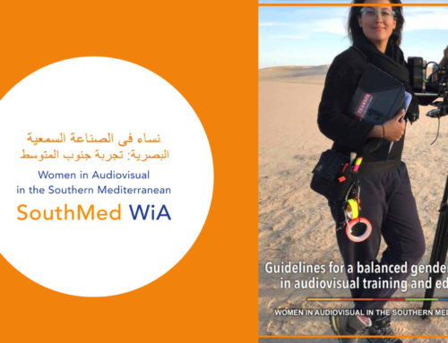SouthMed WiA NEW Release: Guidelines for a balanced gender approach in audiovisual training and education