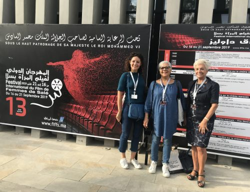 "The WiA network at the regional conference ""Towards Gender Equality in the Audiovisual Industry in the Maghreb-Mashreq Region"""